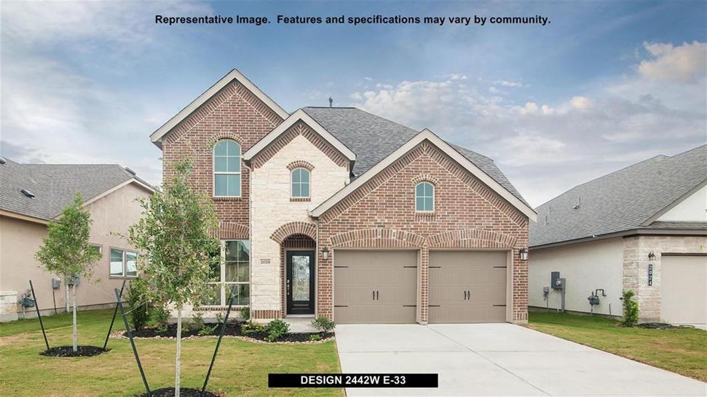 New Home for sale @ 24347 Ferdossa Drive, Richmond, TX 77406