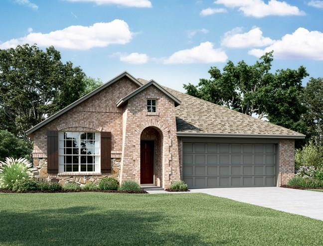 New Home for sale @ 24431 Bludana Lane, Richmond, TX 77406