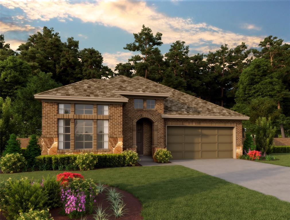New Home for sale @ 24507 Bludana Lan, Richmond, TX 77406
