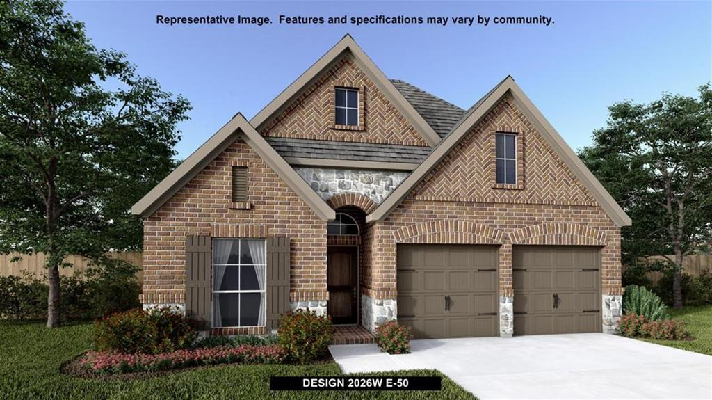 New Home for sale @ 24510 Orontes Drive, Richmond, TX 77406