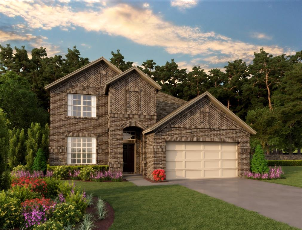 New Home for sale @ 24518 Bludana Lane, Richmond, TX 77406