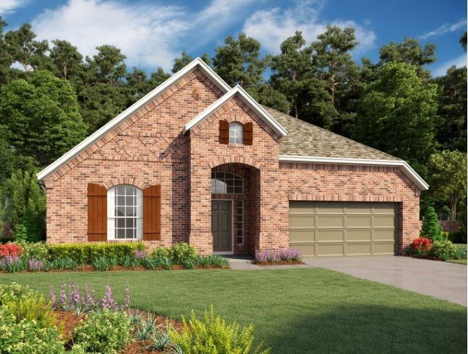 New Home for sale @ 24522 Bludana Lane, Richmond, TX 77406