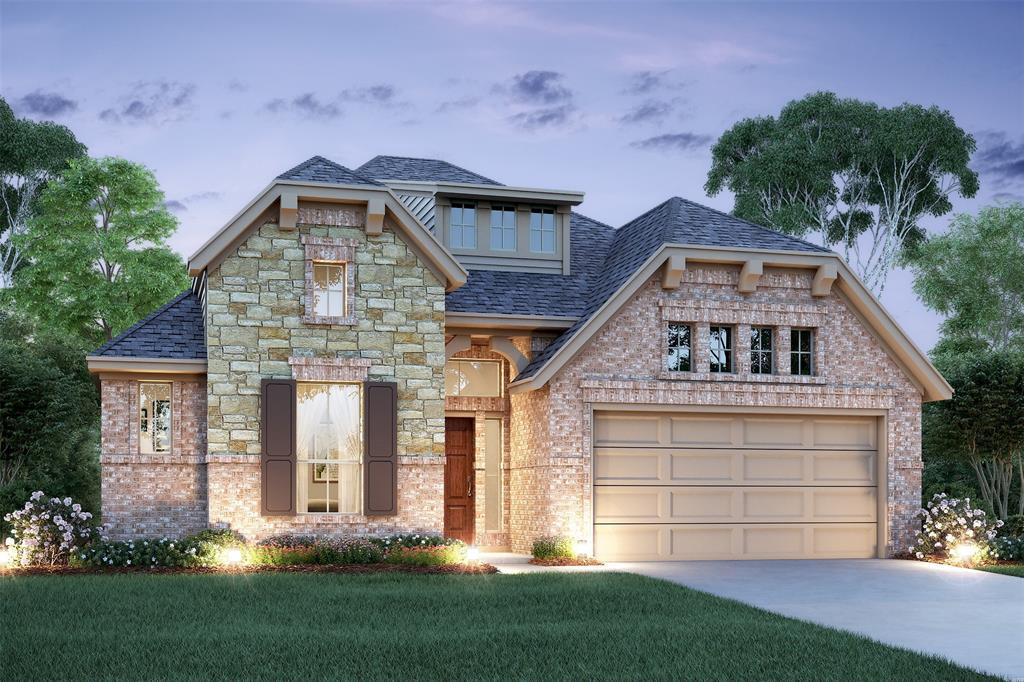 New Home for sale @ 24547 Orontes Drive, Richmond, TX 77406