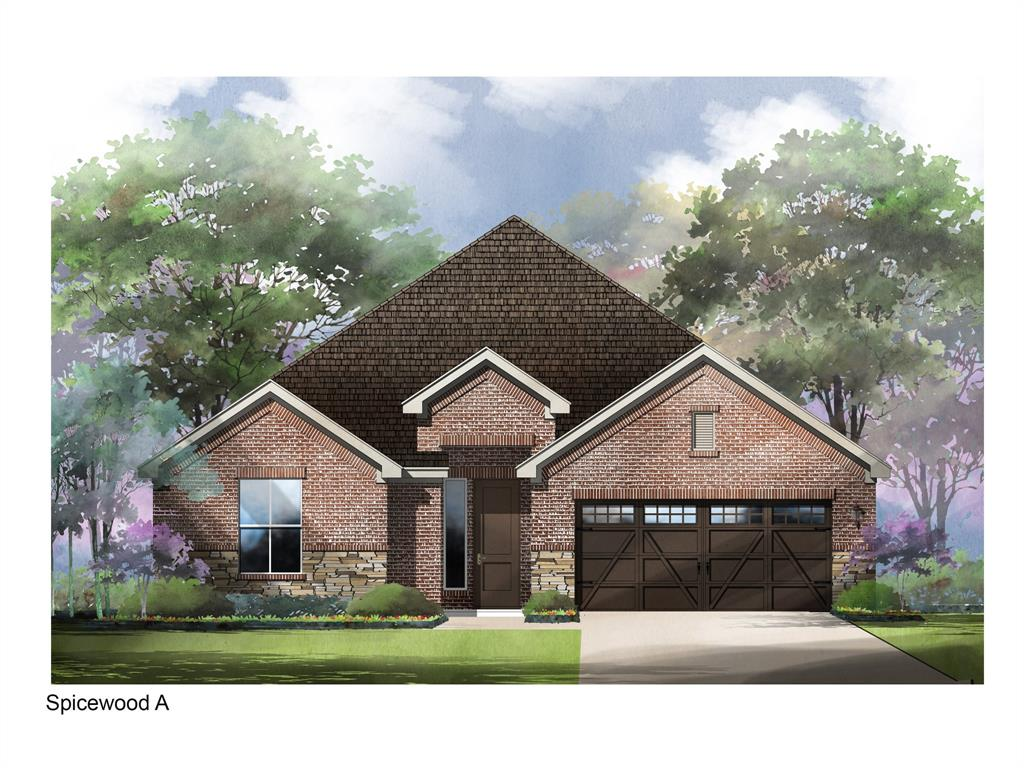 New Home for sale @ 24623 Bardona Way, Richmond, TX 77406