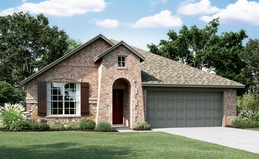 New Home for sale @ 24627 Bardona Way, Richmond, TX 77406