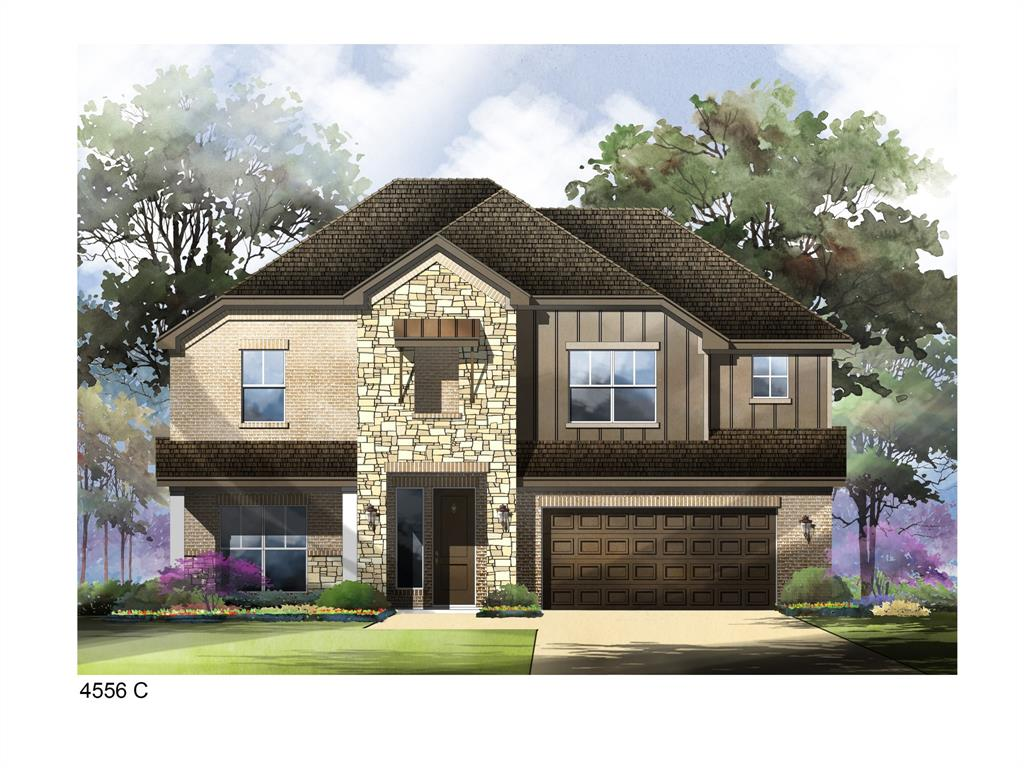 New Home for sale @ 24642 Bardona Way, Richmond, TX 77406