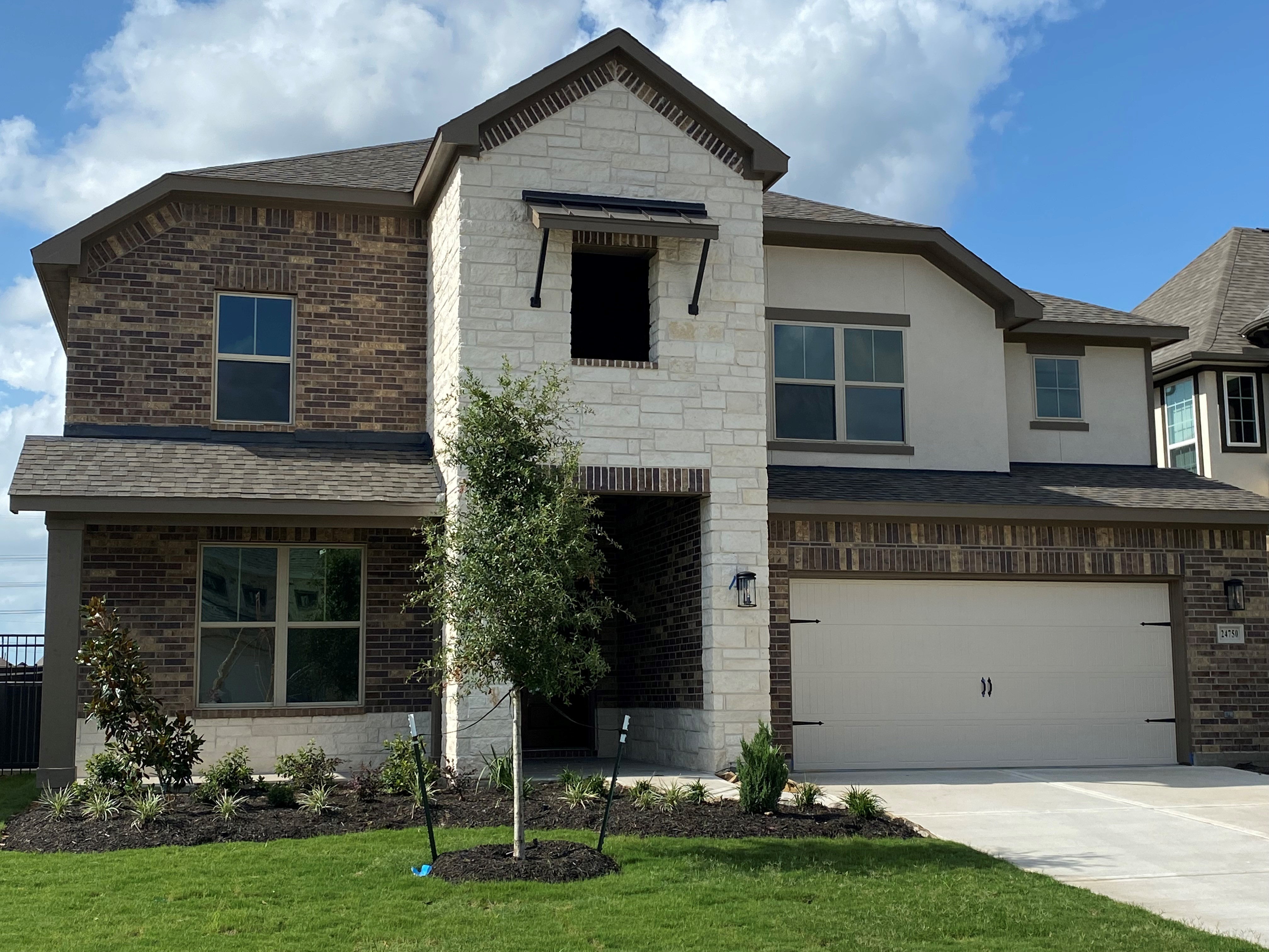 new home for sale in Richmond TX by Sitterle