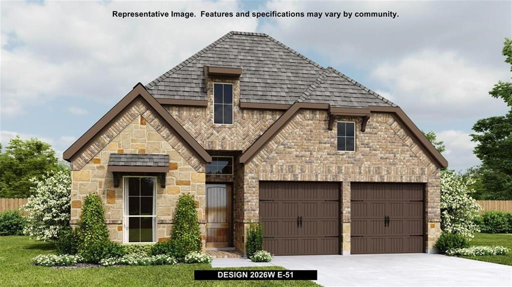 New Home for sale @ 24751 Levante Drive, Richmond, TX 77406
