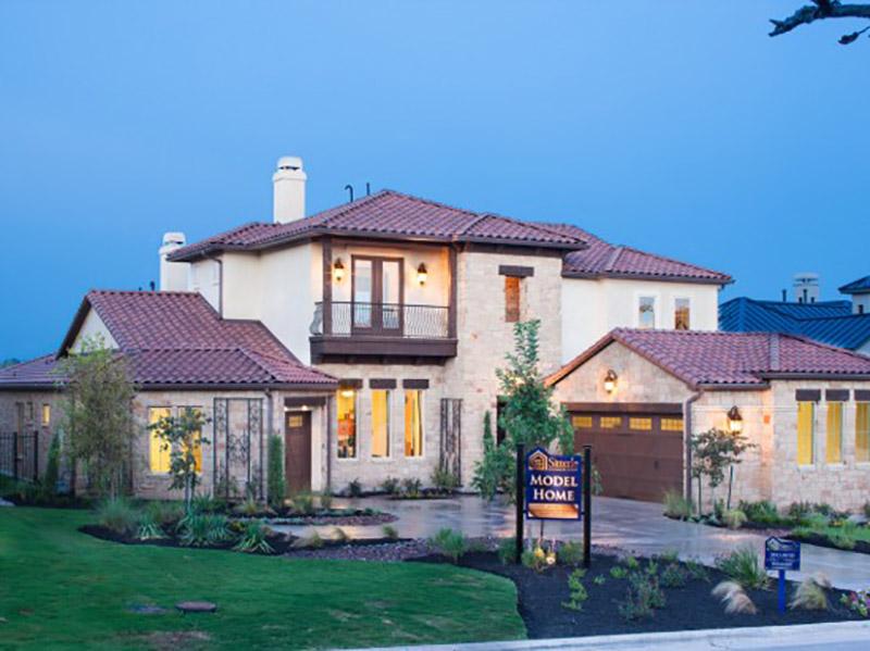 Top Home Builder - Sitterle Homes luxury living in new custom built homes
