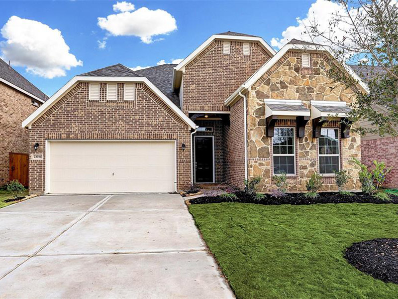 Top Home Builder - Brighton Homes for sale at Lakes of Bella Terra in Fort Bend