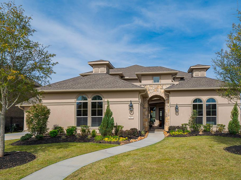 Top Home Builder - David Powers model homes for sale in Fort Bend County, Richmond, TX