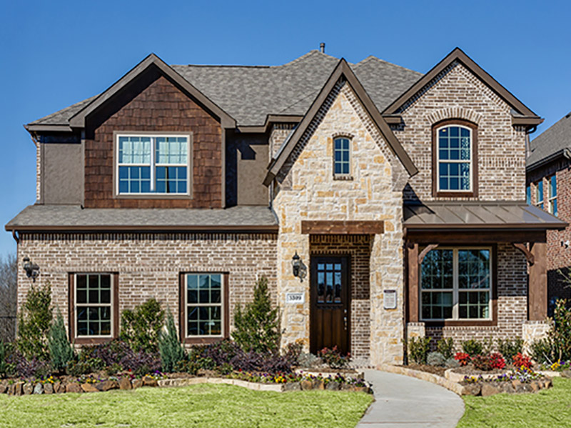 Top Home Builder - Gehen model homes for sale in Fort Bend County, Richmond, TX