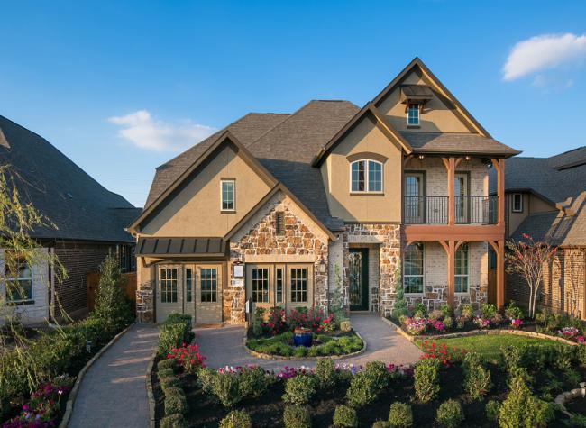 New Home for sale @ 23402 Amoroso Street, Richmond, TX 77406