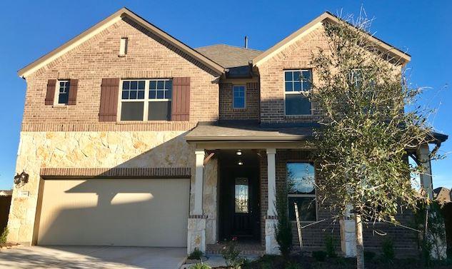 New Home for sale @ 23403 San Ricci Court, Richmond, TX 77406