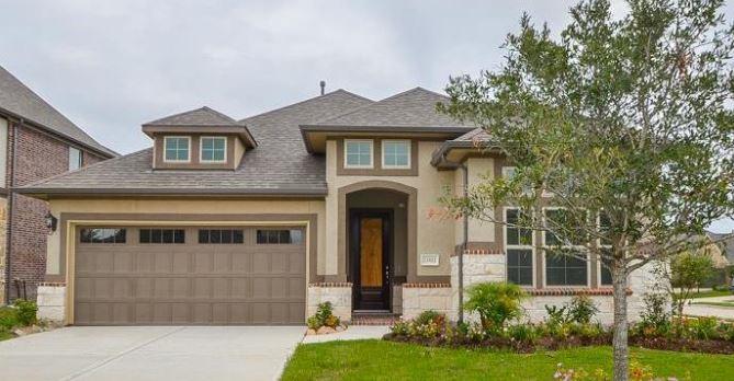 New Home for sale @ 23502 San Ricci Court, Richmond, TX 77406