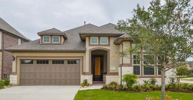 New Home for sale @ 23502 San Ricci Court, Richmond, TX 77406