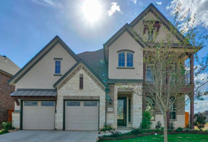 New Home for sale @ 23527 San Ricci Court, Richmond, TX 77406
