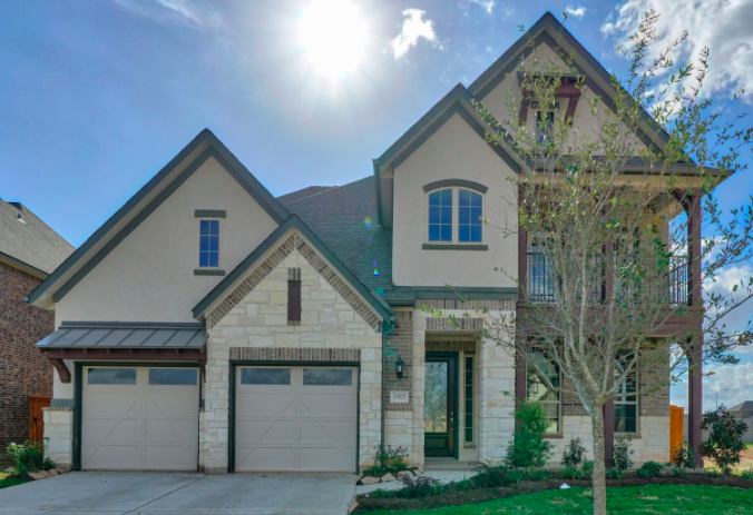 New Home for sale @ 23527 San Ricci Court, Richmond, TX 77406