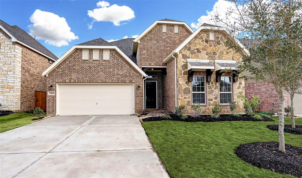 New Home for sale @ 23934 Via Fiore Drive, Richmond, TX 77406