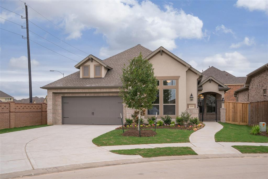 New Home for sale @ 12018 Papaveri Street, Richmond, TX 77406
