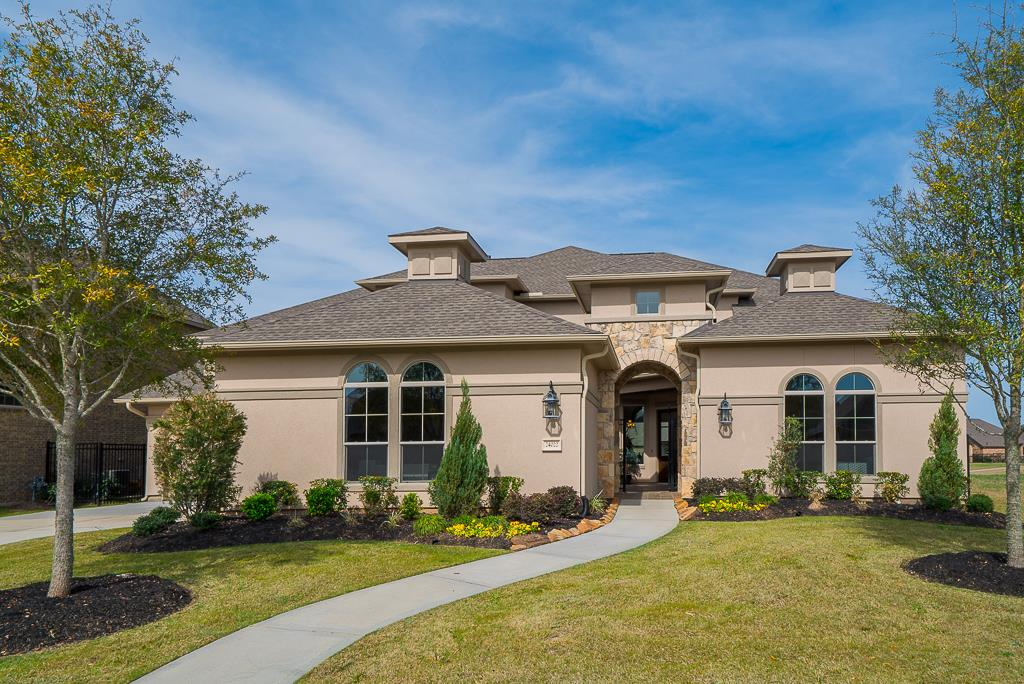 New Home for sale @ 24022 Porte Toscano Lane, Richmond, TX 77406