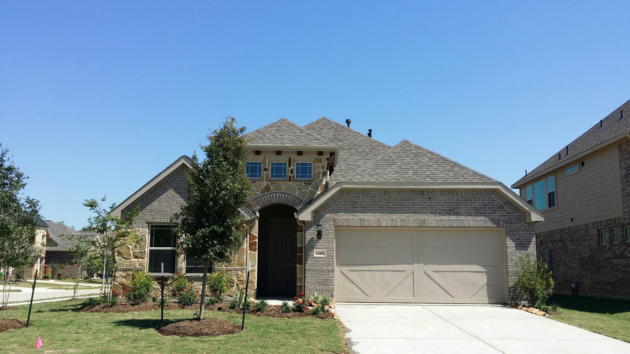 New Home for sale @ 23418 SAN RICCI, Richmond, TX 77406