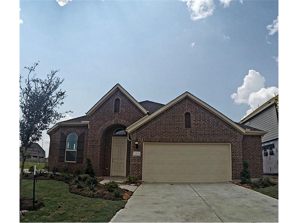 New Home for sale @ 23607 San Ricci Court, Richmond, TX 77406