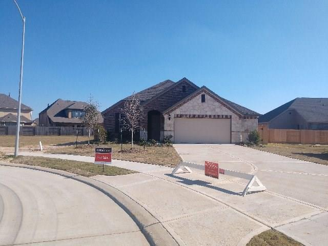 New Home for sale @ 12322 Carita Court, Richmond, TX 77406