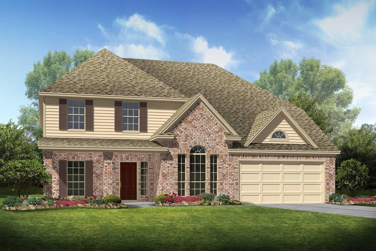 New Home for sale @ 12119 Orzano Ln, Richmond, TX 77406
