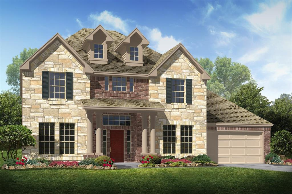New Home for sale @ 23426 Santini St, Richmond, TX 77406