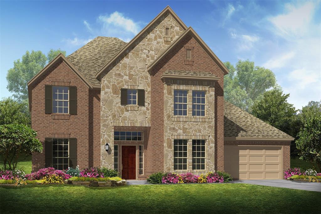 New Home for sale @ 23502 Santini Street, Richmond, TX 77406