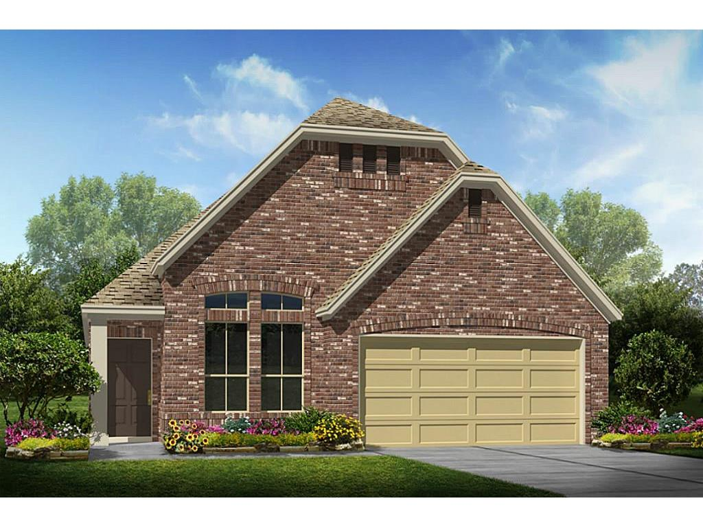 New Home for sale @ 23706 Villa Lisa Drive, Richmond, TX 77406