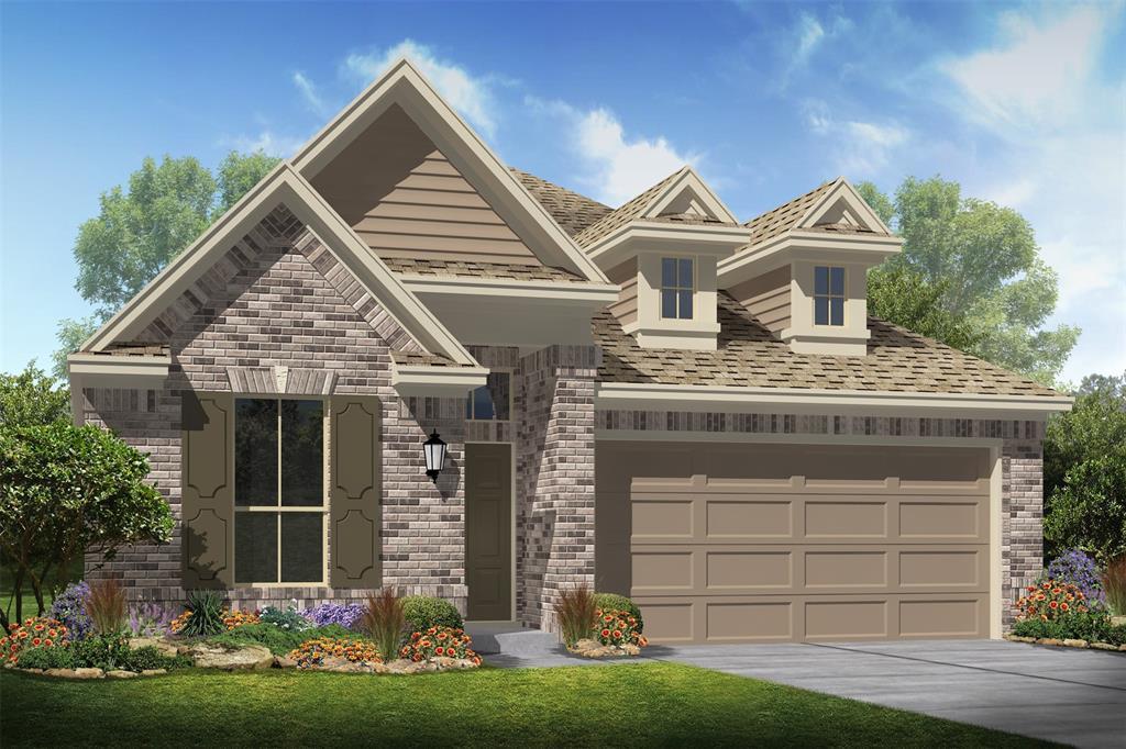New Home for sale @ 23903 Villa Lisa Drive, Richmond, TX 77406