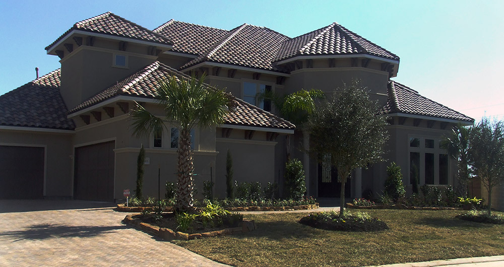 New Home for sale @ 11402 Lago Verde Dr., Richmond, TX 77406