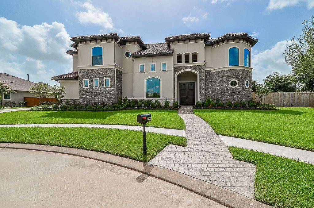 New Home for sale @ 11402 Via Fontana, Richmond, TX 77406