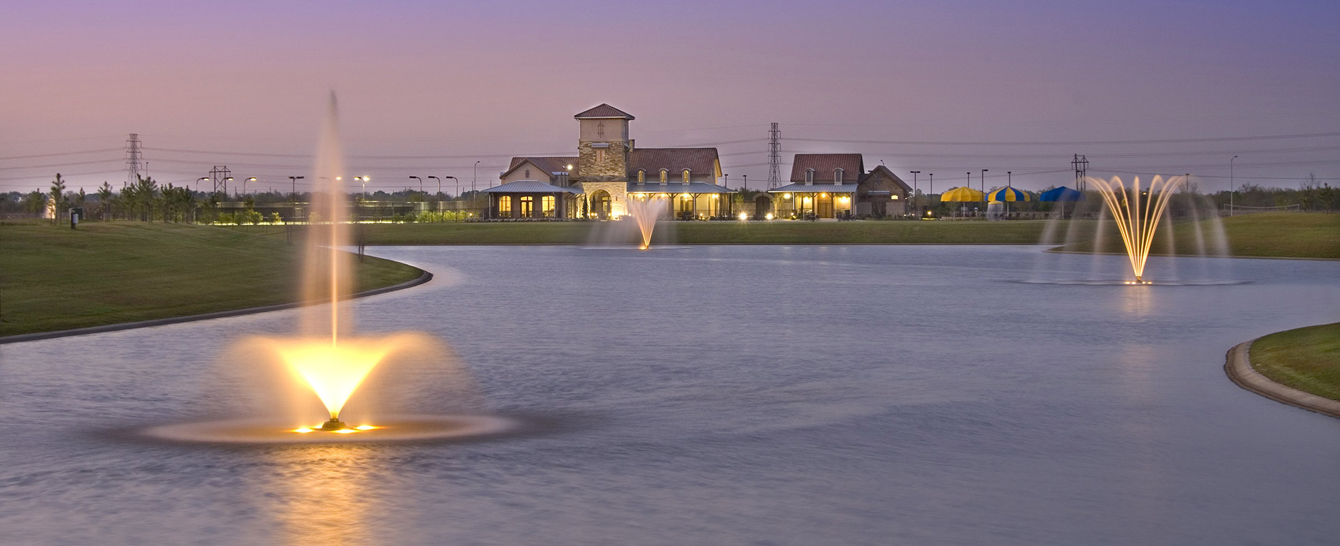 Beautiful Surrondings in  new home commiunity in Richmond, TX