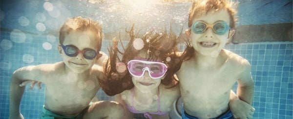 New Community Pool for the whole family this summer