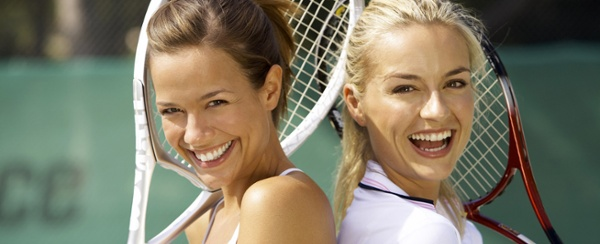 Tennis anyone? ENjoy tennis and more in our new home community right outside Houston in Richmond