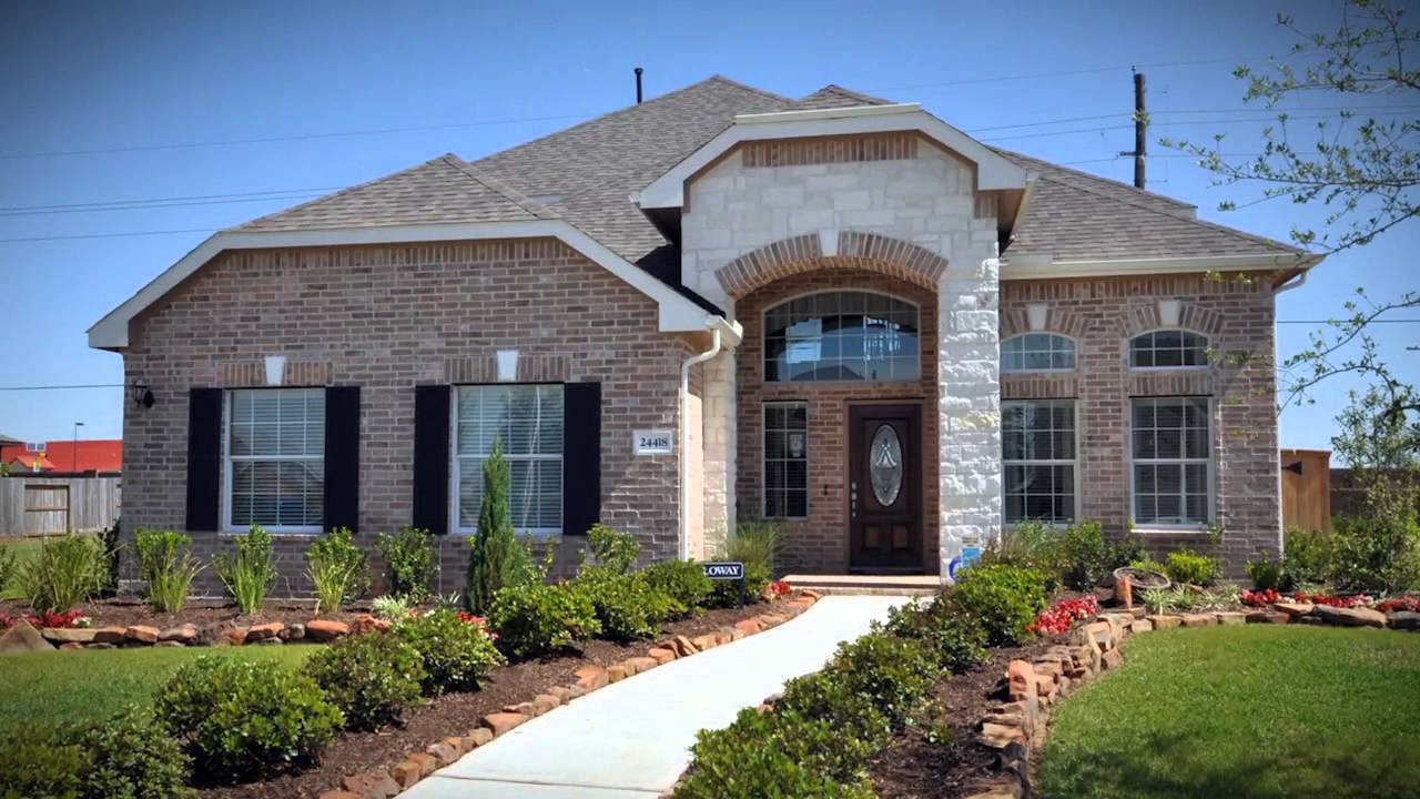 Brightom homes built for luxury in Richmond TX