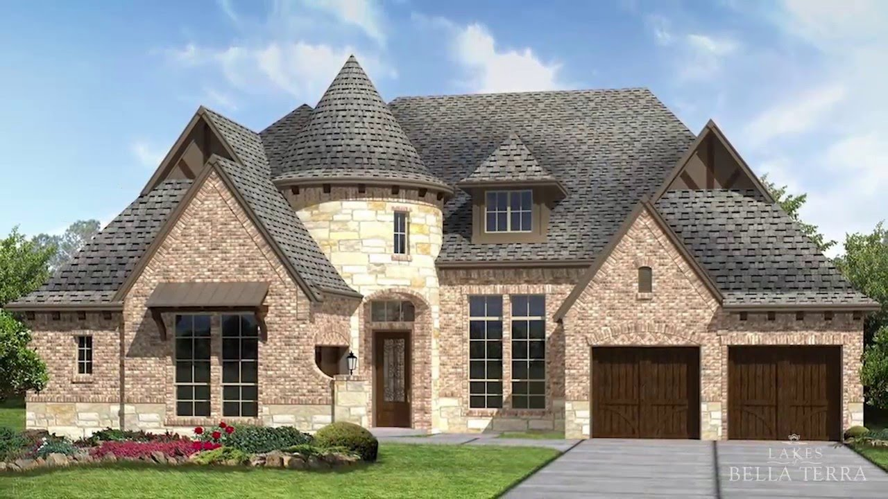 New K Hovnanian homes in Richmond, TX in Fort Bend County