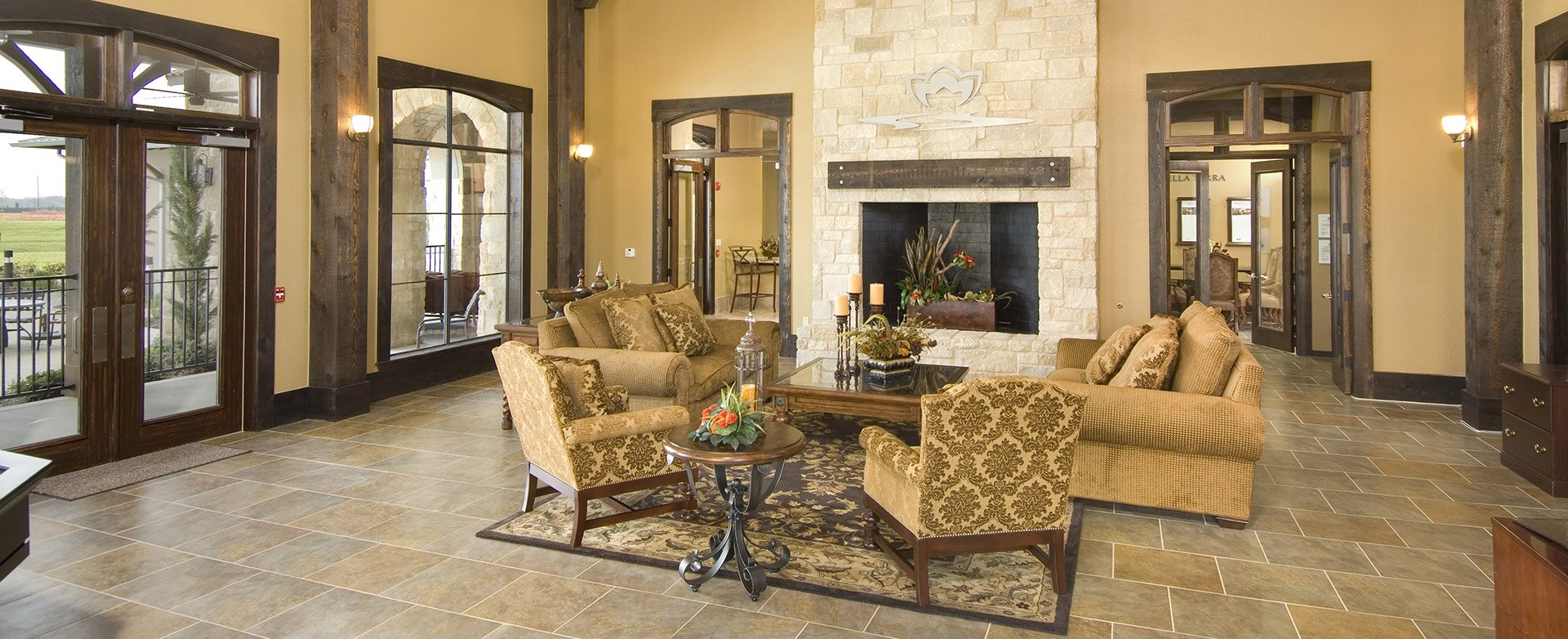 Family and luxury living at Bella Terra in Fort Bend County