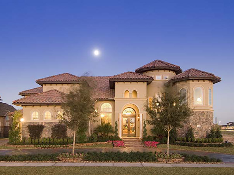 Top Home Builder - Westport home models available now near Houston TX